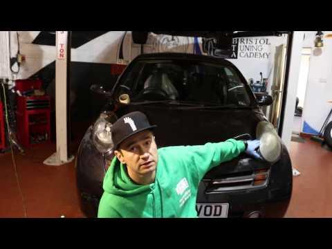 Jak Wypolerować Lampy Samochodowe Youtube