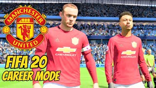 FIFA 20 | Manchester United Career Mode EP - 25 | Gameplay (PS4)