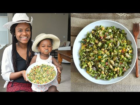 Easy & Healthy Salad Recipe for Lunch [So Tasty]