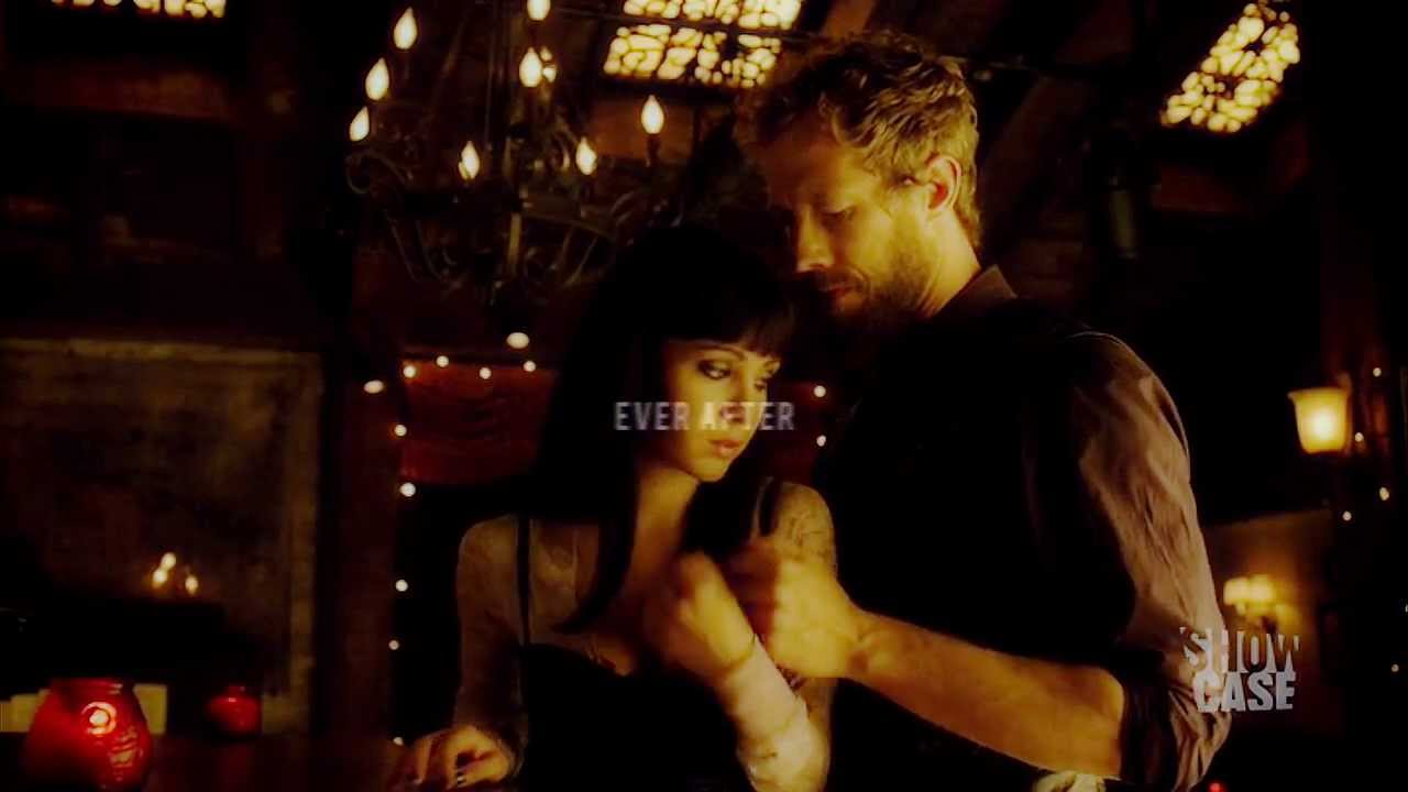 Dyson/Kenzi // Ever After - YouTubeLost Girl Dyson Tattoo