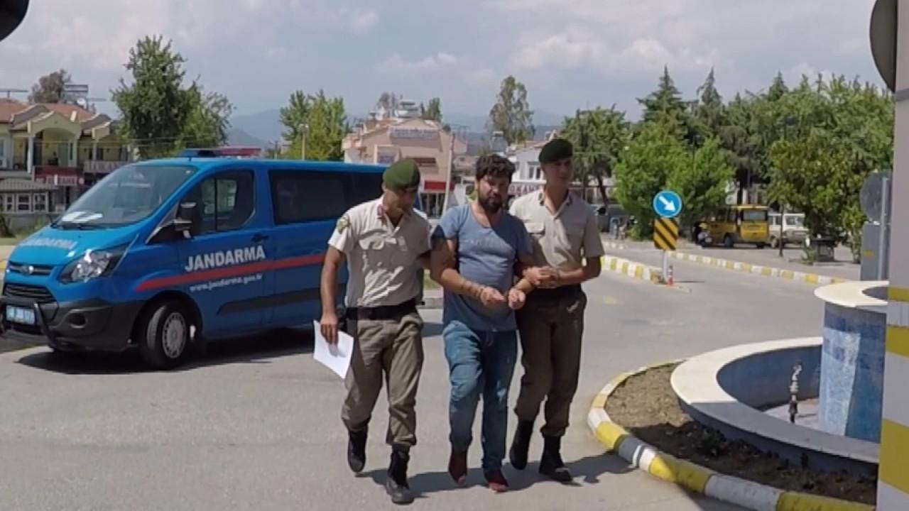 Cinayet Zanlısı Fethiye'de Sahte Kimlikle Yakalandı