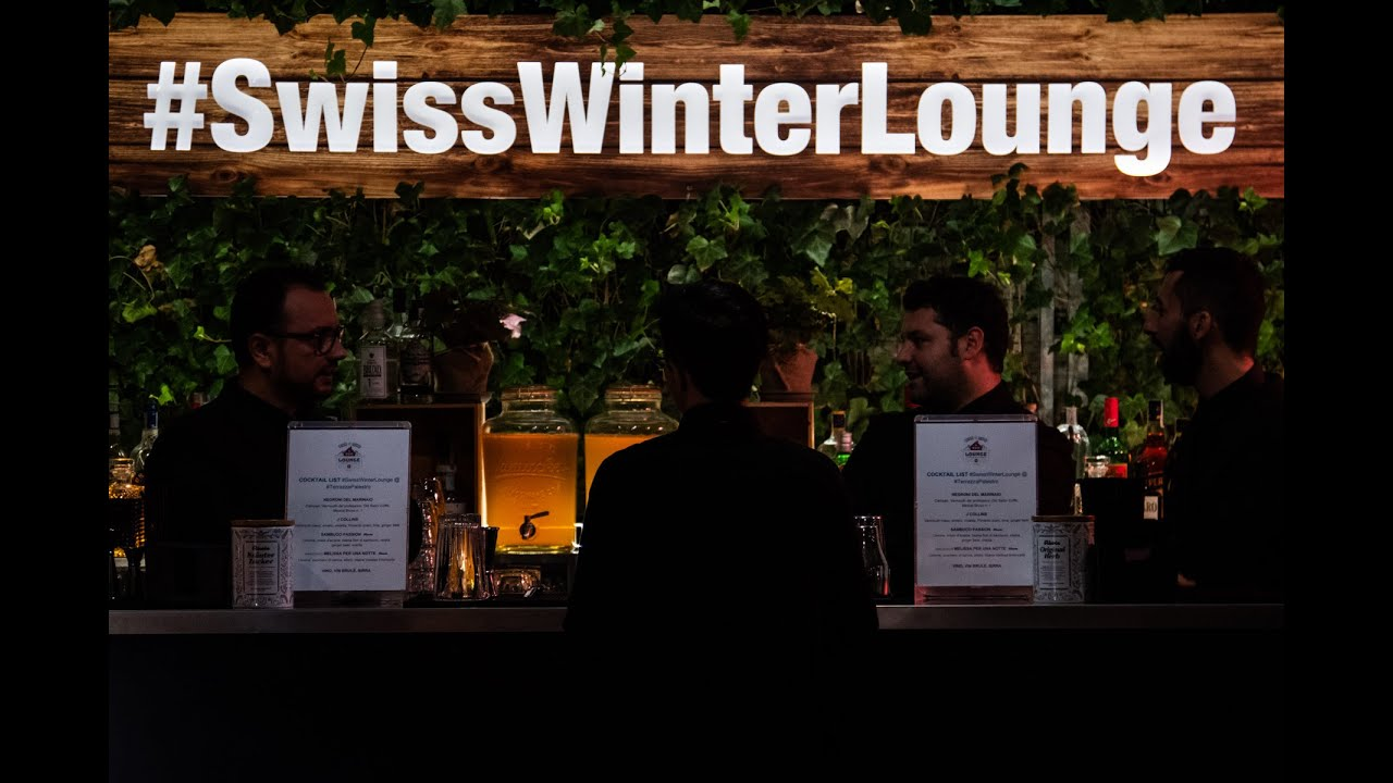Swiss Apero 8 11 2018 Swiss Winter Lounge
