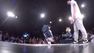 KATSUYA vs WU-TAN | Red Bull BC One Japan Cypher 2015 - Top16