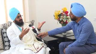 EXCLUSIVE !!  Bhai Ranjit Singh Dhadrianwale`s Interview on ZPHH