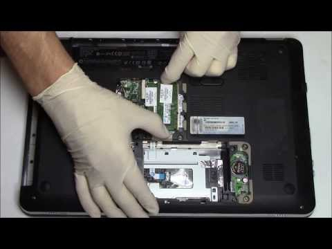 HP Pavilion DV6 Disassembly | Teardown