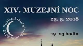 Muzejní noc 25.5.2018 - Muzeum barokních soch Chrudim - pozvánka 23.5.2018