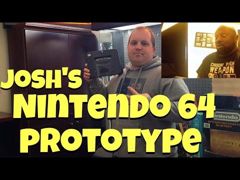Nintendo 64 Prototype