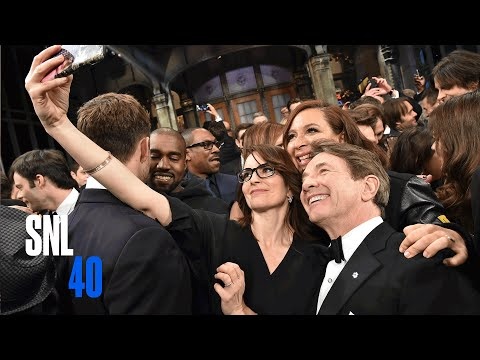 Goodnights and Credits - SNL 40th Anniversary Special