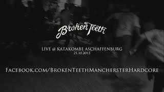 Broken Teeth! Live @ Katakombe Aschaffenburg (HD)