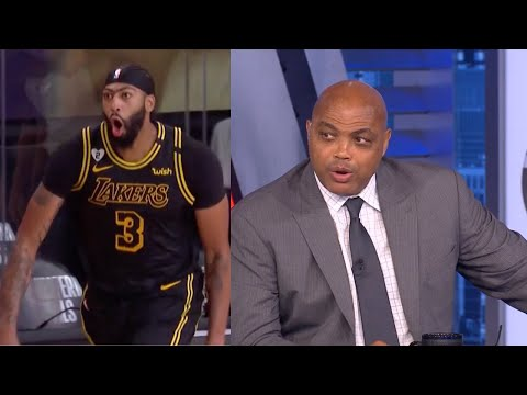 Inside The NBA Reacts To Anthony Davis' Game-Winner vs. Nuggets