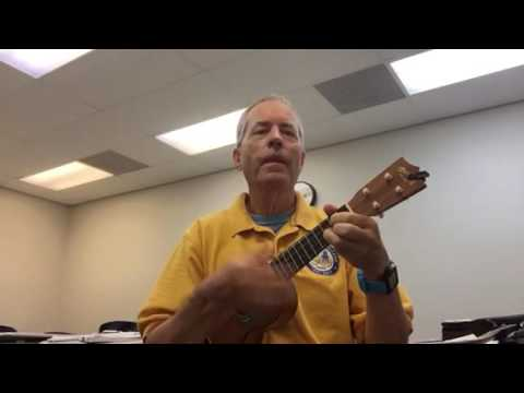 Simple Ukulele Sweet Home Chicago Robert Krout Youtube