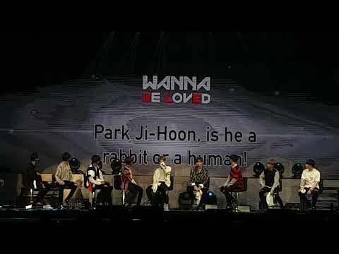 Ong Seong Woo + Park Ji Hoon Time - WannaOne SG Fanmeet