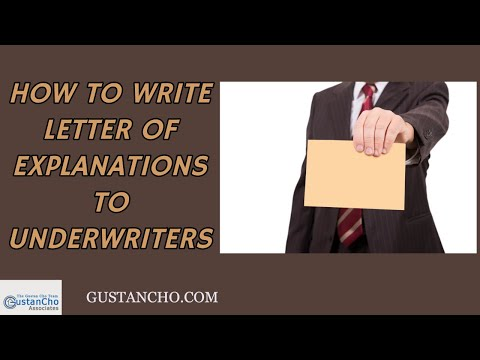 how-to-write-letter-of-explanations-to-underwriters