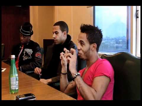 JLS talk to Playlist about Love You More