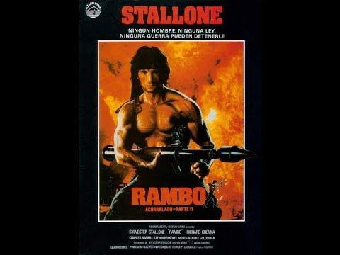 John Rambo part 3 Hollywood movie war scene Urdu Hindi dubbing clip