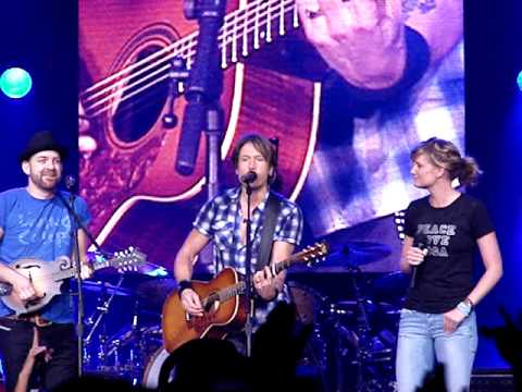 Sugarland & Keith Urban- You're the Reason God Made Oklahoma