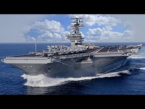 Aircraft Carrier USS Ronald Reagan | Japan Mission to Maintain Pacific Stability | Military