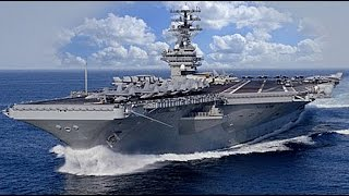 Aircraft Carrier USS Ronald Reagan   Japan Mission to Maintain Pacific Stability   Military