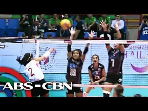 Sports U: 19th AVC Asian Senior Women's Volleyball Championship
