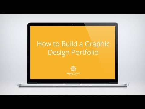 How to Build a Graphic Design Portfolio