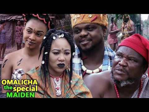 Download Omalicha The Special Maiden 1&2 - Ken Eric 2018 Latest Nigerian Nollywood Movie/African Movie