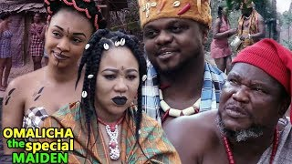Omalicha The Special Maiden 1&2 - Ken Eric 2018 Latest Nigerian Nollywood Movie/African Movie