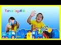 Mobil Beko Mainan Anak Mainan Bongkar Pasang Build n Play Vehicle Truck Crane Toys Kids