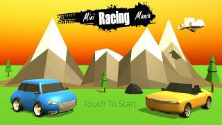 Mini Racing Mania: Multiplayer