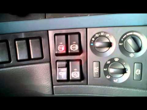 "Volvo Truck ""Switch TCS, Trailer Brake, PTO, Hill Start Aid"" - YouTube"