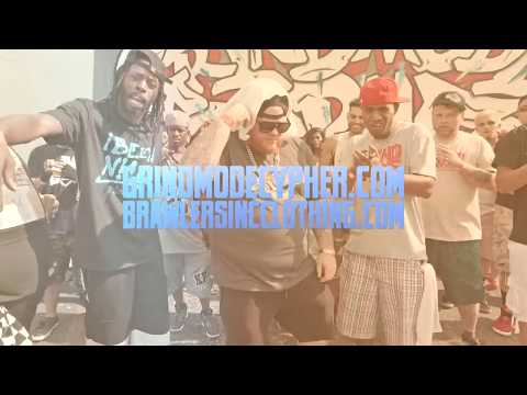 Ren Thomas | Grind Mode Cypher #2x2Fest (prod. by Rae)