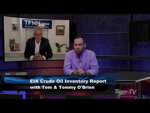 Crude Oil EIA Report Trade Analysis with Tom & Tommy O'Brien -April 25th 2018