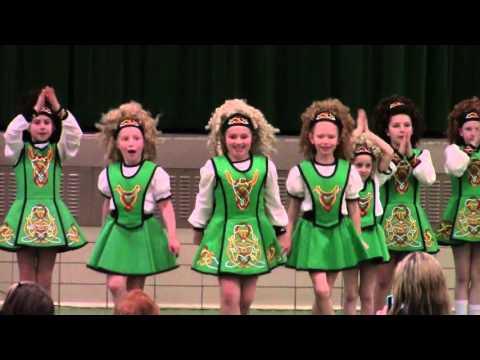 Corda Mor Irish Dance St. Patrick's Day Jig 2016