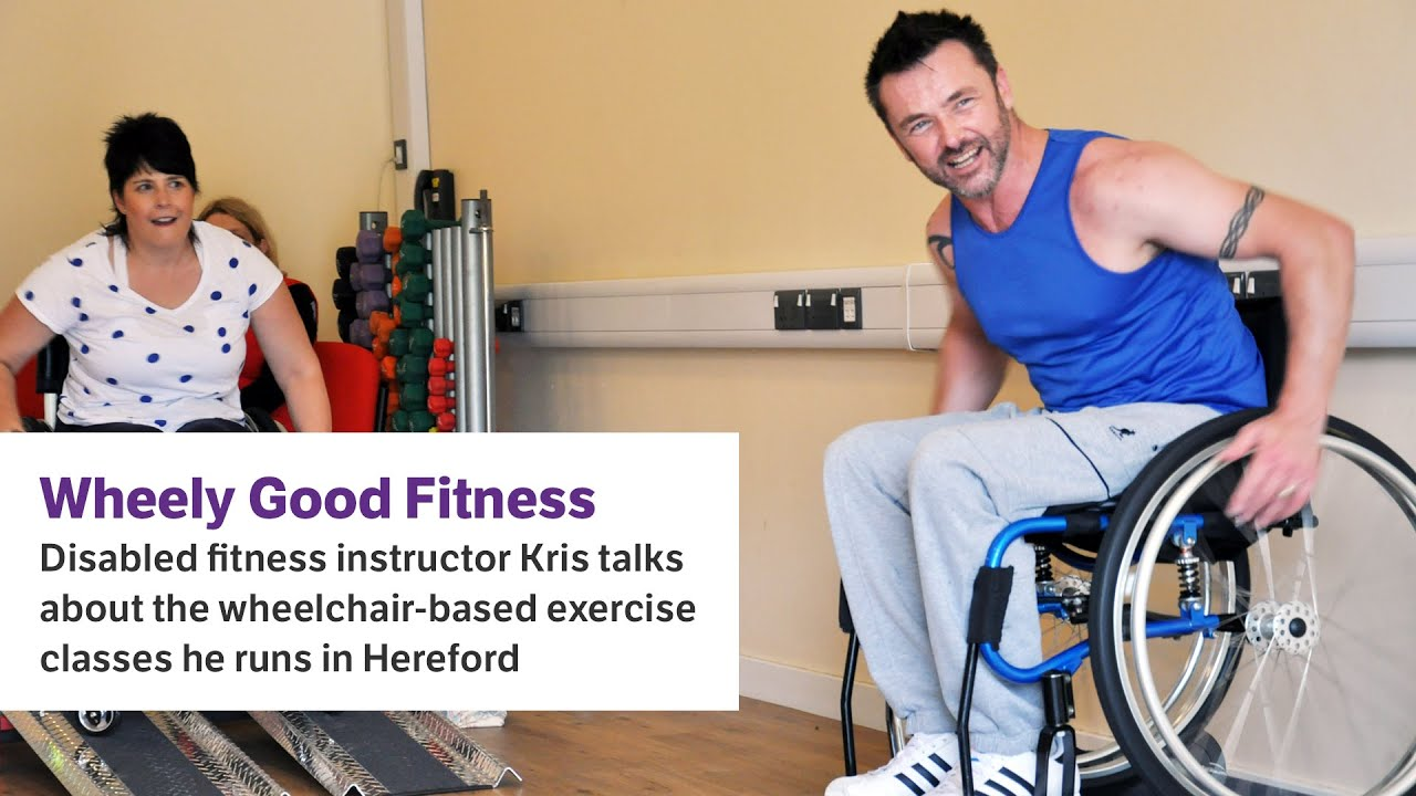 Fitness With a Disability Starts Here and Now Fitness With a Disability Starts Here and Now new images