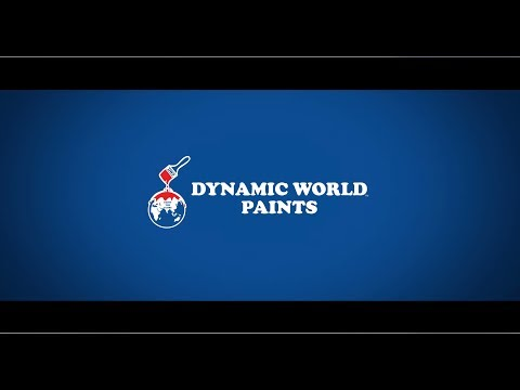 Dynamic world Paints Brand Identity | Cinematic Film