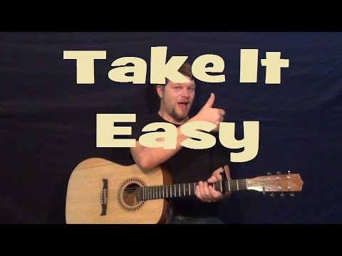 take it easy the eagles easy strum guitar lesson chord how to play take it easy youtube. Black Bedroom Furniture Sets. Home Design Ideas