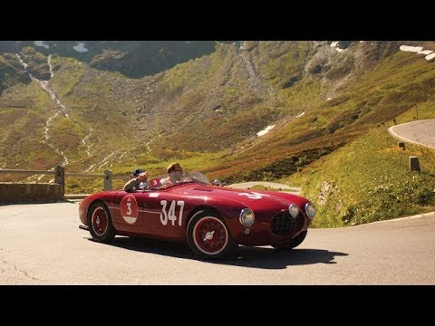Passione Caracciola - Friends, Classic Cars and Good Times