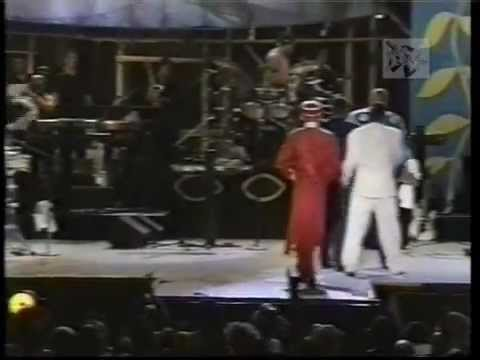 Gap Band   Yearning For Your Love  (Live In Jamaica)