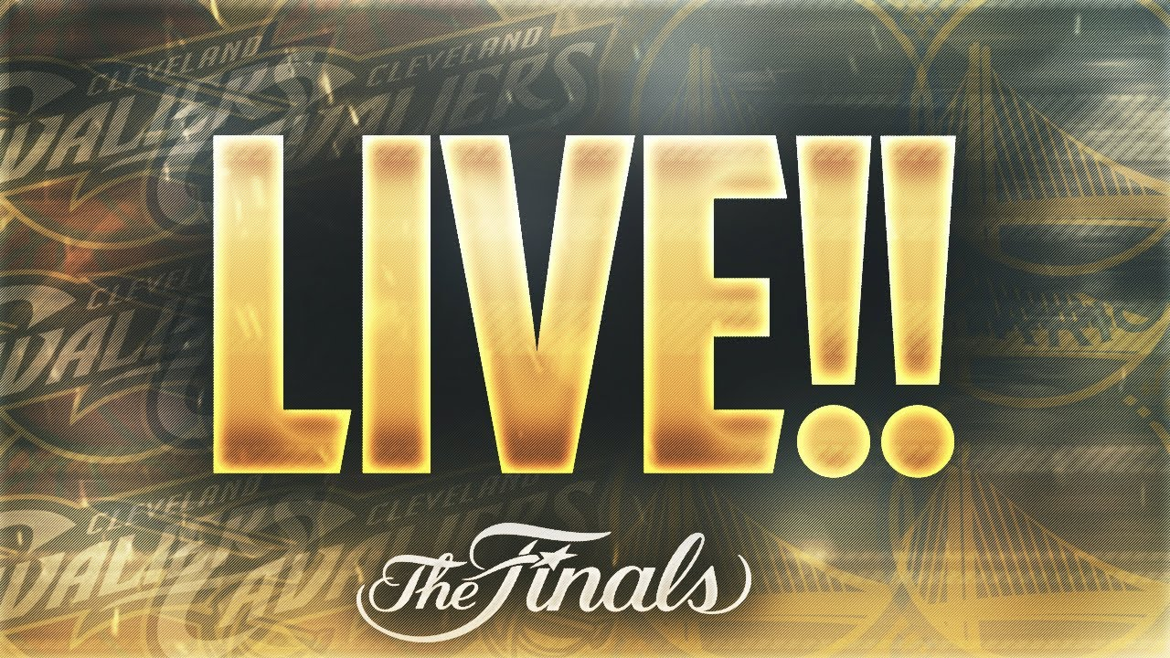 "NBA Live Mobile STREAM!!!"" ""FINALS"" 50 SUBS = 100k ..."