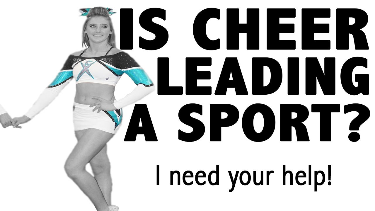 cheer is a sport essay