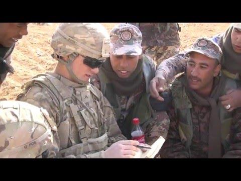 Dagger Report Kuwait - 5-4 CAV Partnership Training