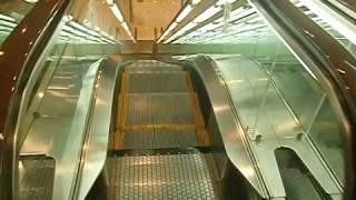ホテルメトロポリタン池袋 エスカレーター 2階-1階(下り)…