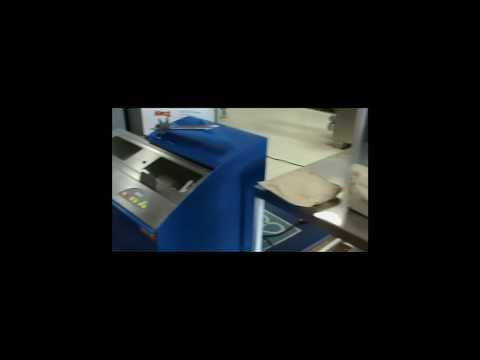 Variable Slice Thickness Bread Slicer From Vanrooy Machinery - Wabama