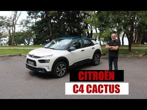 Citroën C4 Cactus - Teste com Emilio Camanzi
