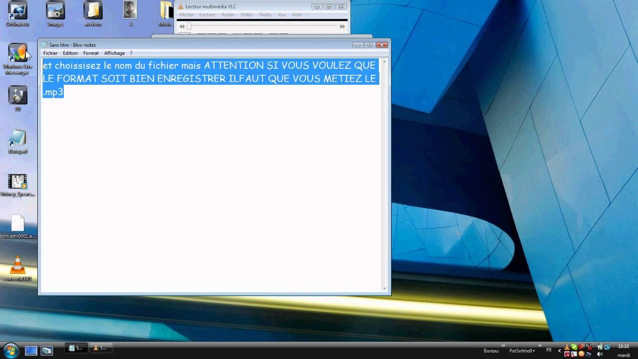 Use <b>VLC</b> media player as a <b>video</b> converter to mp4