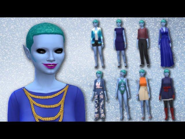 The Sims 4 - Alma Makeover | A túlélő (Speed)
