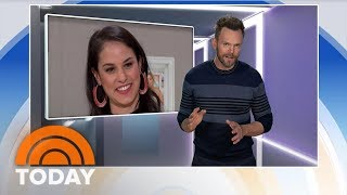 Watch Joel McHale Call Out Kathie Lee And Hoda's Donnadorable | TODAY