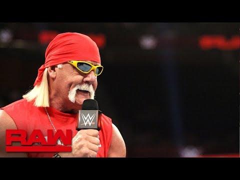 "Hulk Hogan pays tribute to ""Mean"" Gene Okerlund: Raw, Jan. 7, 2019"