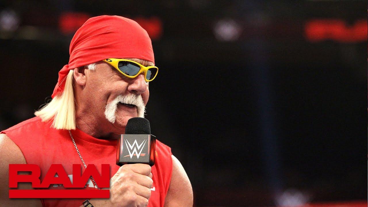 Hulk Hogan pays tribute to