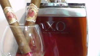 Cigar Pairing 18: A. De Fussigny XO Cognac with Flor De Las Antillas