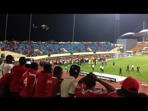 Ghana and Ivory Coast in AFCON 2015 final